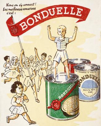 Image - PUBLICITY BONDUELLE